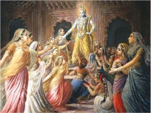 Did Krishna Support Polygamy?
