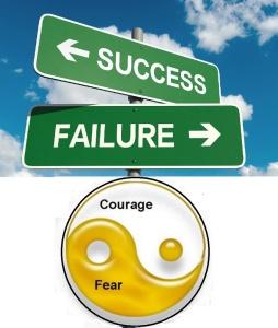 Failure, Fear and Secret of Success!