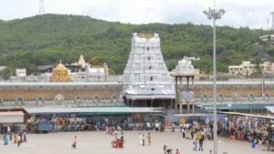 25th Wedding Anniversary and Kalyanotsavam at Tirumala Tirupati