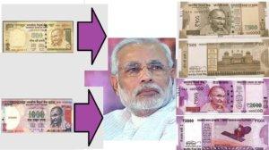 Modi's Monetization?